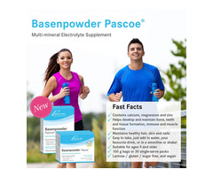 Shop Multi Mineral Supplements Online-Pascoe Canada