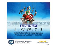 Christmas Contest Alert