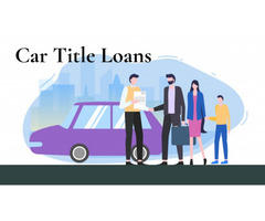 Get The Financial Support With Car Title Loans Victoria