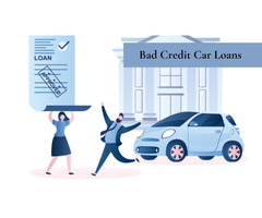 Bad Credit Car Loans - The Best Way To Secure The Money You Need!