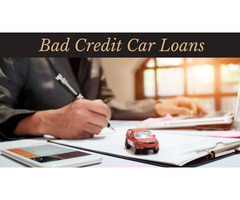 Want No.1 Bad Credit Car Loan In Barrie? Here We Are