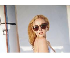 Prescription eyewear, Eyeglass frames for women and Cheap wooden sunglasses.
