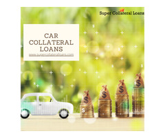 Get Perks With Car Collateral Loans Nanaimo!