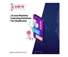 AI and Machine Learning Solutions for Healthcare in Canada | X-Byte Enterprise Solutions | free-classifieds-canada.com