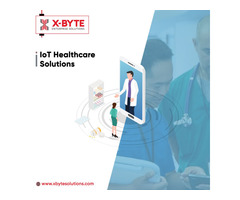 IoT Healthcare Solutions in Canada | X-Byte | free-classifieds-canada.com