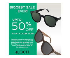 UP TO 50% OFF PLANT COLLECTION! ON LOCHEFFECTS