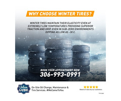 Why Choose Winter Tire