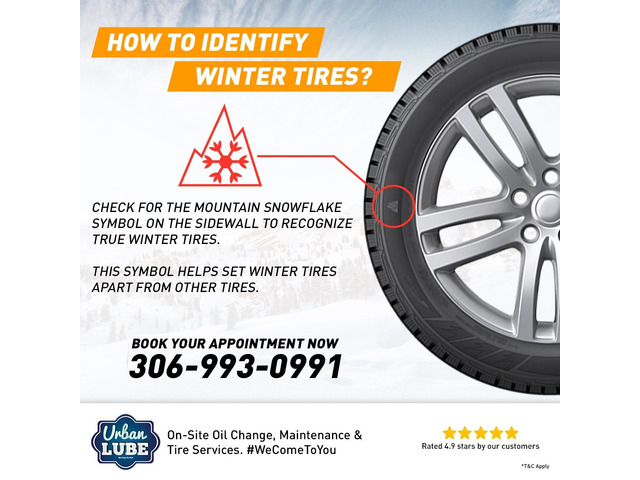 How to Identify Winter TIres?   free-classifieds-canada.com