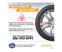 How to Identify Winter TIres?