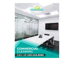 Commercial Office Cleaning in the Calgary area. Ideal Maids Inc