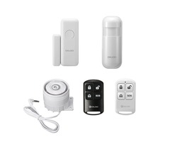 Digoo 433MHz Window Door Sensor PIR Detector Wireless Remote Controller External Alert Siren Accesso