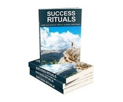 Success Rituals book for sale