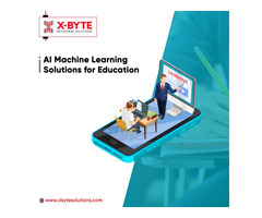 AI Machine Learning Solutions for Education in Canada | X-Byte Enterprise Solutions