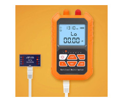 3In1 Optical/Network Cable Test Optical Fiber Tester