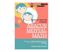 Abacus Mental Math Canada