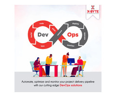 Top DevOps Consulting Service Provider Company in Canada   Cloud Solutions   X-Byte Enterprise Solut