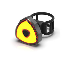 XANES STL13 COB Intelligent Brake Bicycle Taillight 180° View Width 150m Distance Camping Running