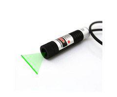 10mW 532nm Separate Crystal Lens Green Line Laser Module