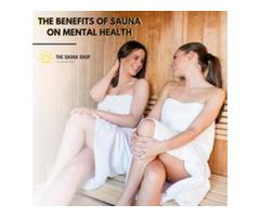 Best Quality Custom Sauna