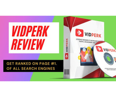 Vidperk Review -Supercharge Any Video, Go Viral