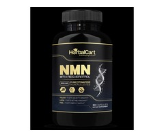 HerbalCart's NMN, It is one of the best anti-aging supplements