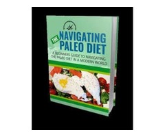 Navigating The Paleo Diet book for sale