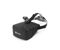 Eachine EV800 5 Inches 800x480 FPV Goggles 5.8G 40CH Raceband Auto-Searching Build In Battery | free-classifieds-canada.com