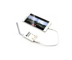 Eachine ROTG01 Pro UVC OTG 5.8G 150CH Full Channel FPV Receiver W/Audio For Android Smartphone