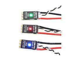 HAKRC BLHeli_32 Bit 35A 2-5S ESC Built-in LED Support Dshot1200 Multishot for FPV RC Drone