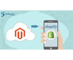 Transfer Magento to Shopify | Hire Shopify migration experts