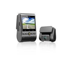 Viofo A129 Duo Dual Channel 5GHz Wi-Fi Full HD Car Dash Dual Camera DVR with GPS