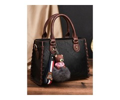 Tote Fashion Double Handle Bags (1825355804)