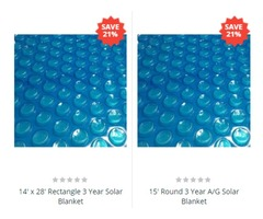 Shop Safety Pool Covers Online @ Discount Pool Supply