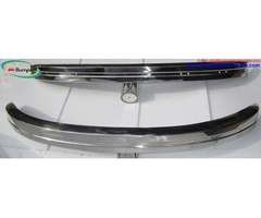 VW Beetle bumper type (1968-1974) by stainless steel
