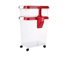 Plastic Pet Food Container H513B(40L)