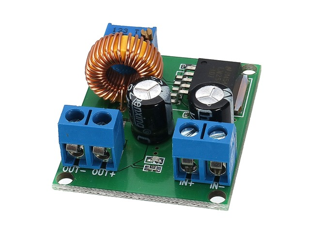 DC-DC 3V-35V To 4V-40V Adjustable Step Up Power Module 3V 5V 12V To 19V 24V 30V 36V High Power Boost | free-classifieds-canada.com