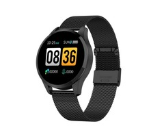 Newwear Q9 Multi-dial Face Menstrual Period HR Blood Pressure Fitness Tracker APP Push Fashion Smart