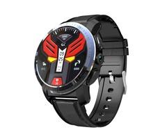 Kospet Optimus Pro Dual Chip System 3G+32G 4G-LTE Watch Phone AMOLED 8.0MP 800mAh GPS Google Play Sm