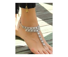 No Stone Round Anklet (1905300160)
