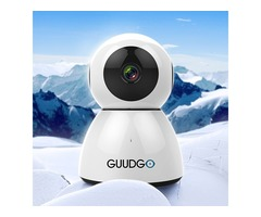 GUUDGO GD-SC03 Snowman 1080P Cloud WIFI IP Camera Pan&Tilt IR-Cut Night Vision Two-way Audio Mot