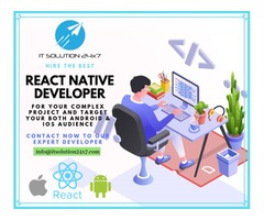 Hire the Best React Native Developers