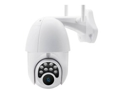 Wifi HD 1080P IP Camera 8 LEDS Infrared 6x Zoom Outdoor Camera Full-Color Night Vision Surveillance