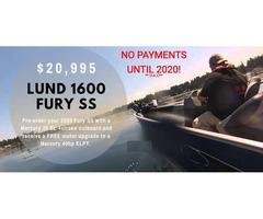 Largest Boat Dealership in Edmonton, AB