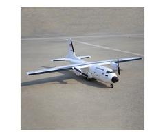 C-160 Cargotrans Twin Hercules 1120mm Wingspan EPOS Warbird Transport RC Airplane Kit | free-classifieds-canada.com