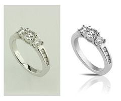 Jewelry Photos Retouch with Clipping Path Service Provide