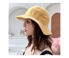 Casual Solid Hats (1835400923)