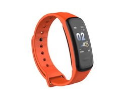 "XANES C1 Plus 0.96"" Color Touch Screen IP67 Waterproof Smart Bracelet Pedometer Heart Rate Blood Pre"