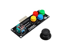 YwRobot® JoyStick PS2 Game Rocker Push Button Module For Arduino Electronic Block