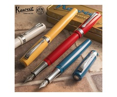 Kaweco Fountain Pens - Student, Dia2, Special, Brass Sport, and more!