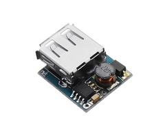 10pcs 5V Lithium Battery Charger Step Up Protection Board Boost Power Module Micro USB Li-Po Li-ion